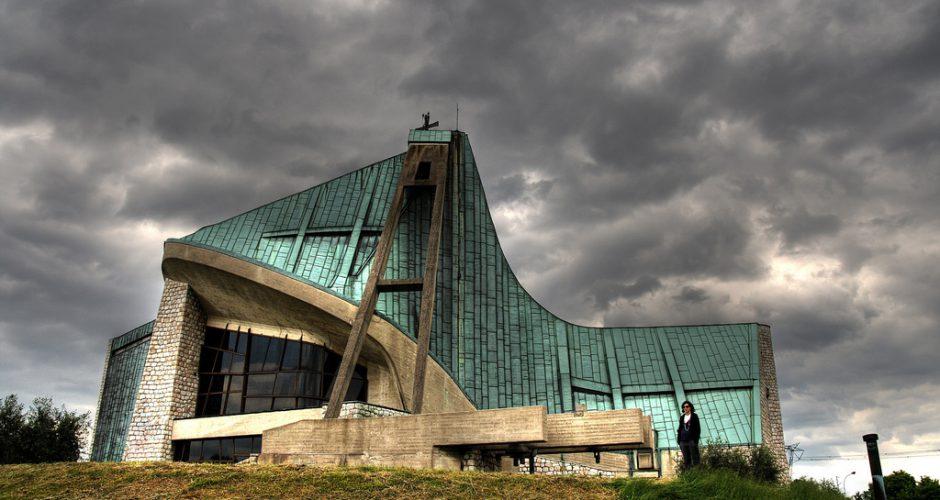 La Chiesa sull'Autostrada di Giovanni Michelucci