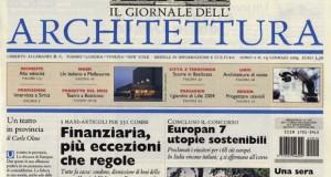 Chiudono le riviste di architettura