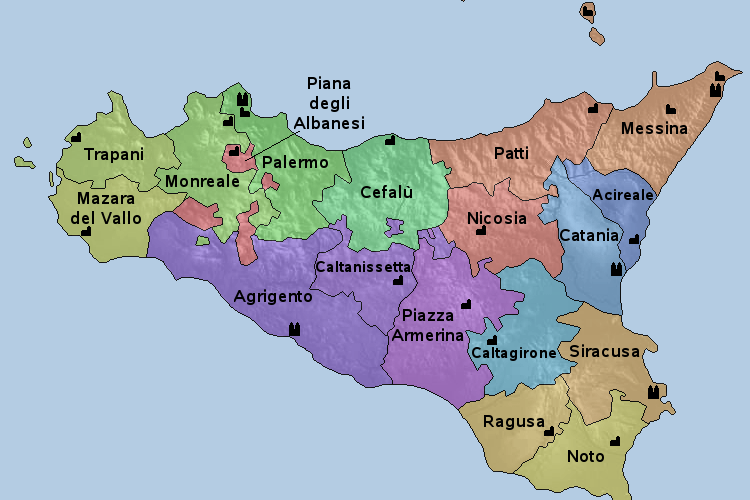 Breve guida dell'architettura contemporanea nella Sicilia Orientale