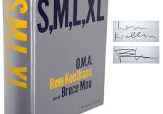 Rem Koolhaas and Bruce Mau – S, M, L, XL